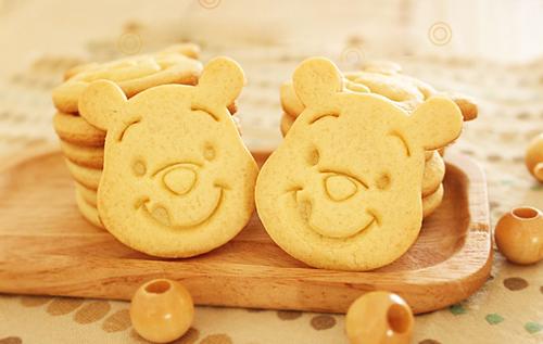 Bánh quy mật ong đáng yêu cho fan gấu Pooh 9