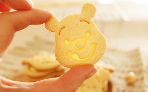 Bánh quy mật ong đáng yêu cho fan gấu Pooh 10