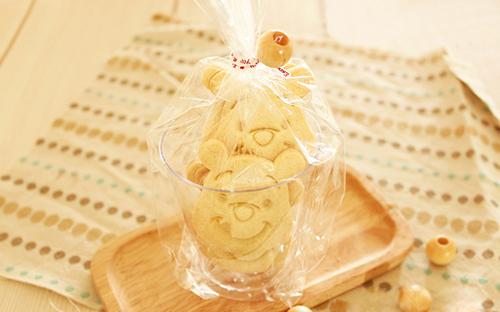 Bánh quy mật ong đáng yêu cho fan gấu Pooh