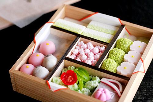 Nghệ thuật ẩm thực Nhật trong bánh wagashi 1