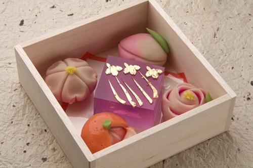 Nghệ thuật ẩm thực Nhật trong bánh wagashi 6