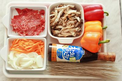 Ăn miến trộn Hàn Quốc thanh mát dễ làm 1