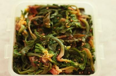 Ăn miến trộn Hàn Quốc thanh mát dễ làm 2