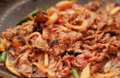 Ăn miến trộn Hàn Quốc thanh mát dễ làm 6