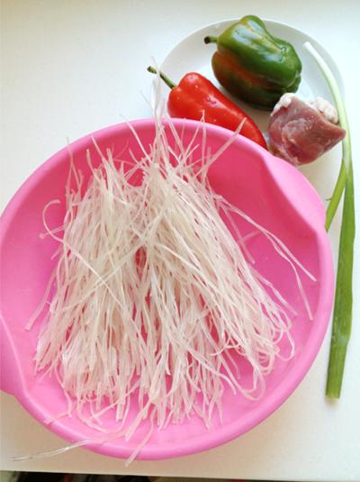 Miến nấu khô - Gợi ý hay cho bữa trưa oi bức 1