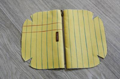 Hướng dẫn chi tiết cách may chiếc túi nhỏ xinh xắn 4