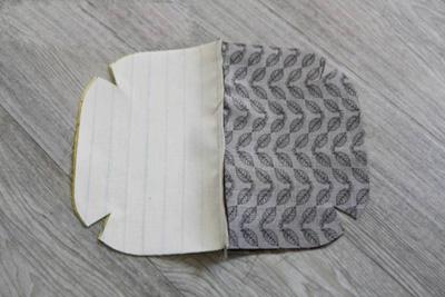 Hướng dẫn chi tiết cách may chiếc túi nhỏ xinh xắn 5
