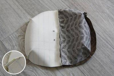 Hướng dẫn chi tiết cách may chiếc túi nhỏ xinh xắn 6
