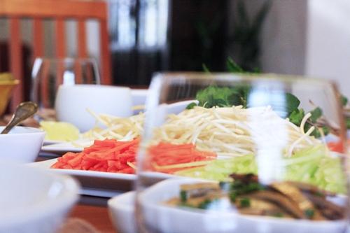 Khám phá những quy tắc trên bàn ăn của các nước Châu Á 7
