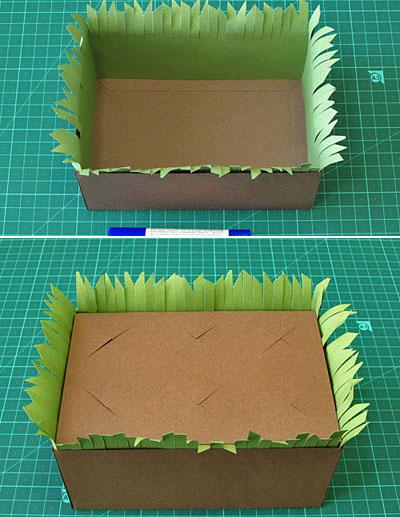Ý tưởng hộp quà khu vườn cà rốt đáng yêu 5