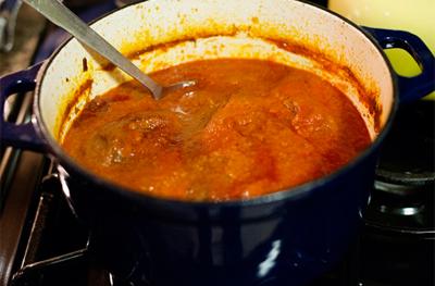 Thịt bò cuộn braciole ăn với pasta kiểu Ý ngon không thể chê 8