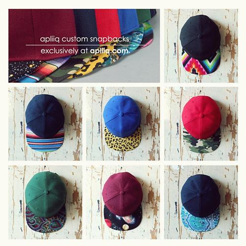 """Snapback - chiếc mũ """"khuấy đảo"""" Hè 2013 1"""