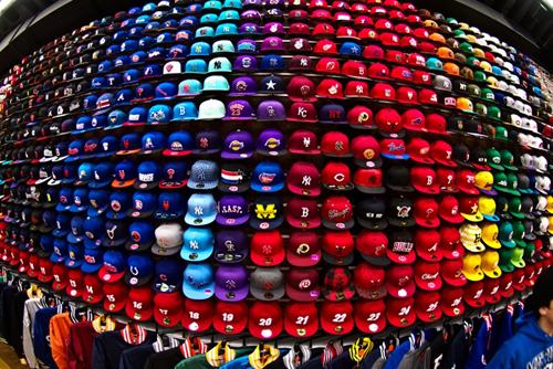 """Snapback - chiếc mũ """"khuấy đảo"""" Hè 2013 2"""