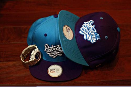 """Snapback - chiếc mũ """"khuấy đảo"""" Hè 2013 3"""