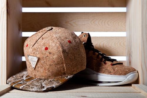 """Snapback - chiếc mũ """"khuấy đảo"""" Hè 2013 5"""