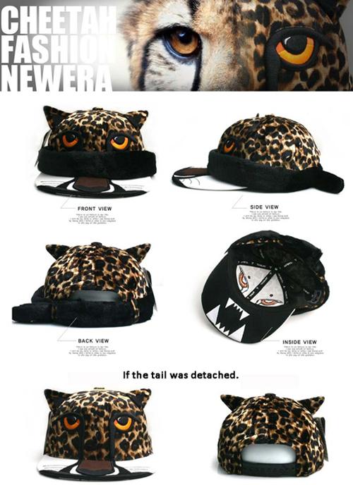 """Snapback - chiếc mũ """"khuấy đảo"""" Hè 2013 6"""