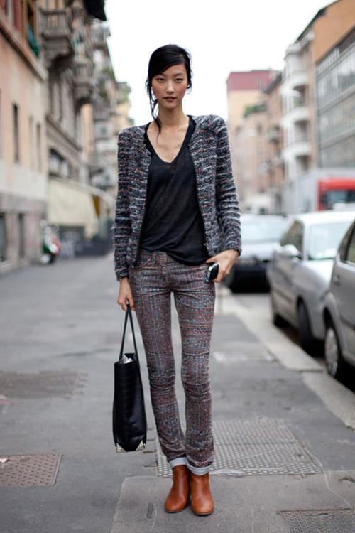 4 mẫu áo khoác trendy cho những ngày Tết lạnh 11