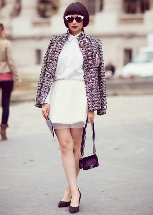 4 mẫu áo khoác trendy cho những ngày Tết lạnh 10