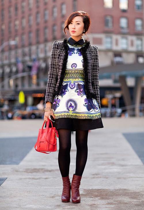 4 mẫu áo khoác trendy cho những ngày Tết lạnh 14