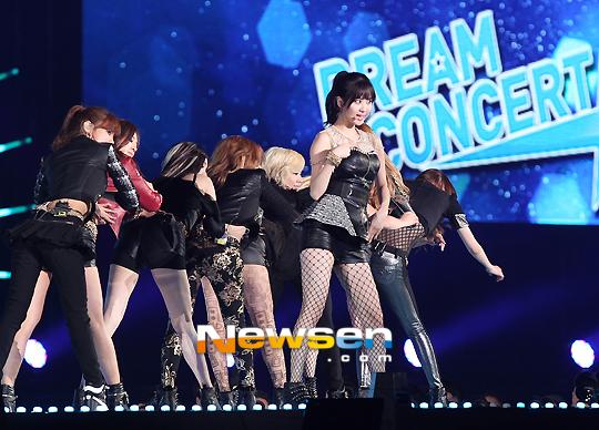 Trang phục trình diễn tại Dream Concert của SNSD bị chê bai vì quá xấu 4