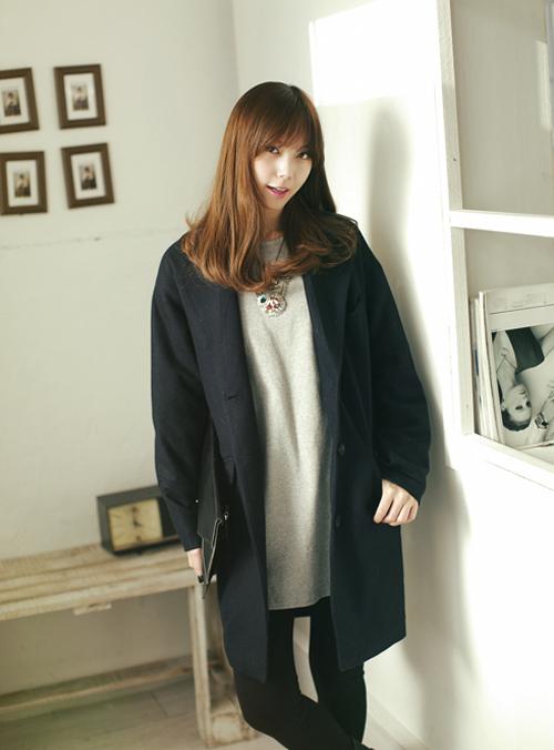 Chọn áo khoác hoàn hảo cho từng dáng váy 3