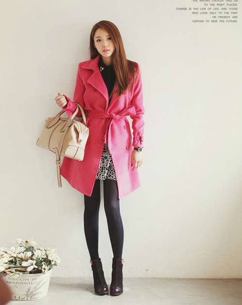Chọn áo khoác hoàn hảo cho từng dáng váy 10
