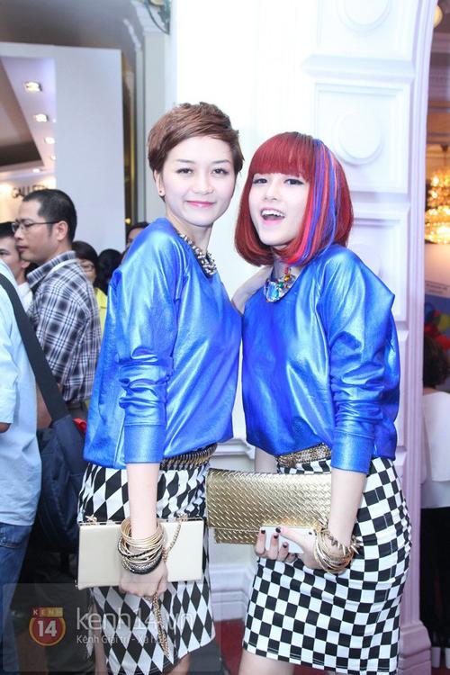 Muôn kiểu phong cách thời trang của sao Việt với tóc ngắn 35