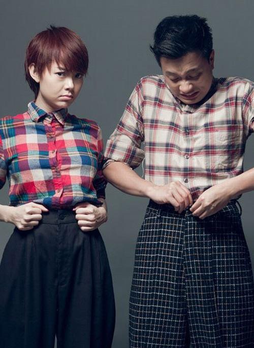 Muôn kiểu phong cách thời trang của sao Việt với tóc ngắn 4
