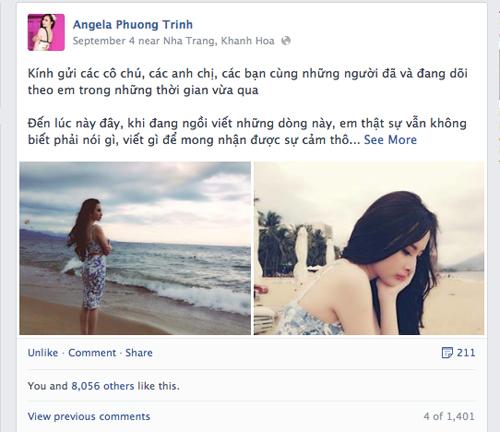 Facebook lắng đọng trước 49 ngày Wanbi Tuấn Anh 17