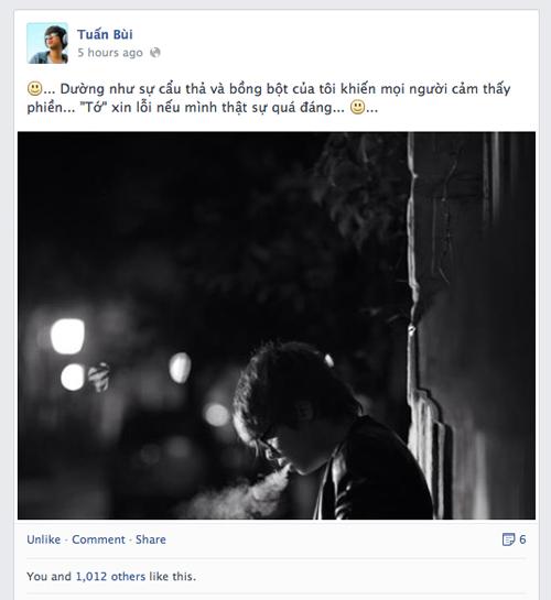 Facebook lắng đọng trước 49 ngày Wanbi Tuấn Anh 25