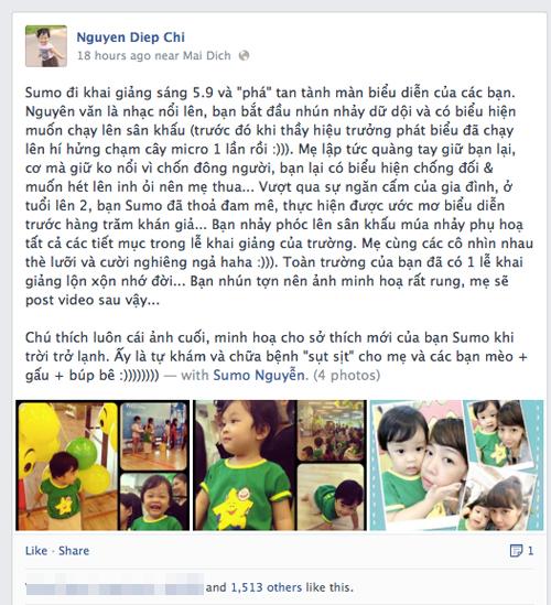 Facebook lắng đọng trước 49 ngày Wanbi Tuấn Anh 13