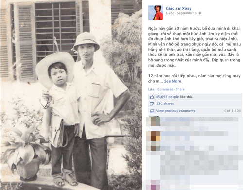 Facebook lắng đọng trước 49 ngày Wanbi Tuấn Anh 14