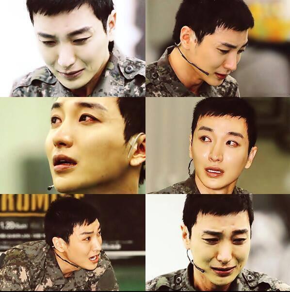 Dàn sao Hàn bật khóc chia buồn cùng Leeteuk và gia đình 1