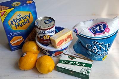 Dùng sữa đặc có đường để làm cheesecake chanh vàng quá ngon 1