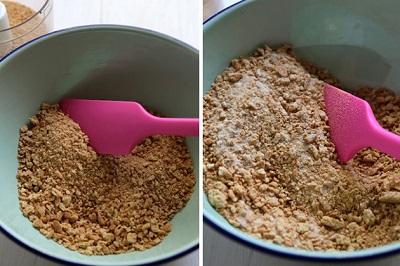 Dùng sữa đặc có đường để làm cheesecake chanh vàng quá ngon 2