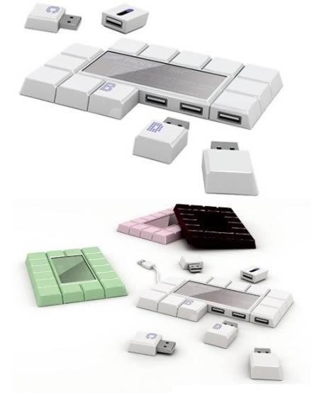 10 loại cổng USB độc đáo và dễ thương không ngờ 8