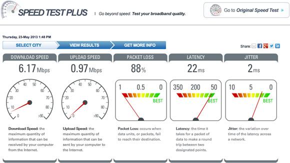 4 cách hiệu quả để kiểm tra tốc độ kết nối Internet 1