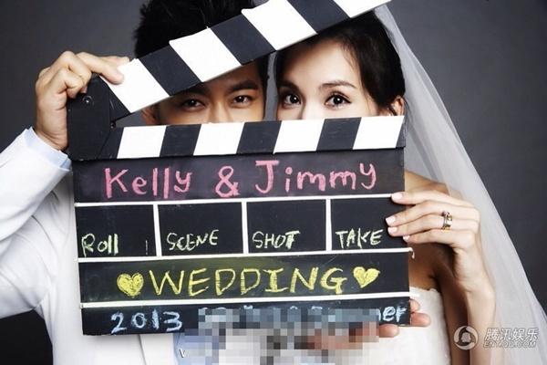 Lâm Chí Dĩnh đã bí mật cưới ở Thái Lan 8