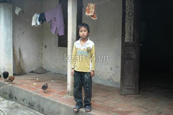 Cậu bé nghèo học giỏi nuôi ước mơ chữa bệnh thận cho mẹ 1