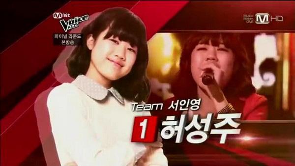 "Học trò của Yoseob (B2ST) thắng ""Voice Kids"" 2"