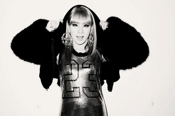 CL tiết lộ về album sắp ra lò của 2NE1 2