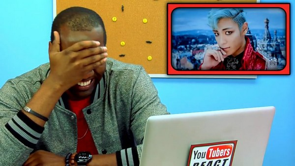 Phản ứng của các hot Youtuber khi xem MV Big Bang, SNSD 1