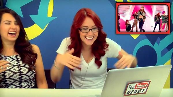 Phản ứng của các hot Youtuber khi xem MV Big Bang, SNSD 3