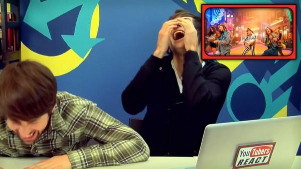 Phản ứng của các hot Youtuber khi xem MV Big Bang, SNSD 5