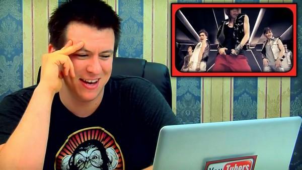 Phản ứng của các hot Youtuber khi xem MV Big Bang, SNSD 7