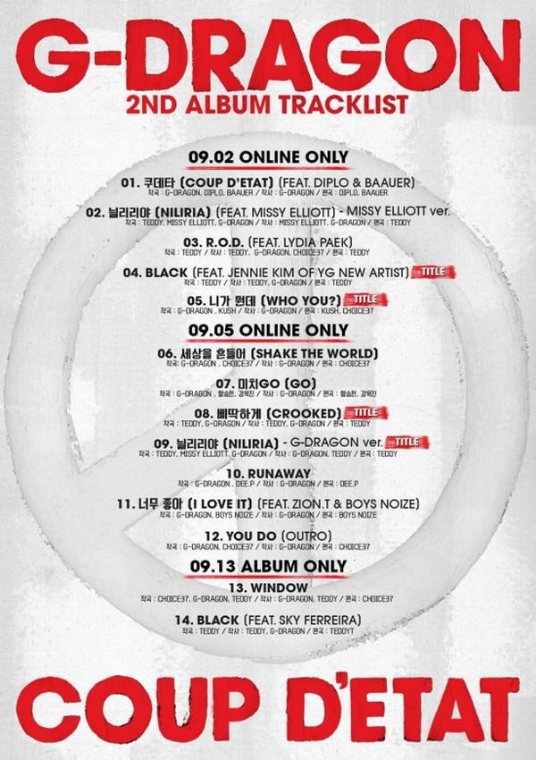 """G-Dragon """"đen thui"""" trong MV đánh dấu sự trở lại 14"""