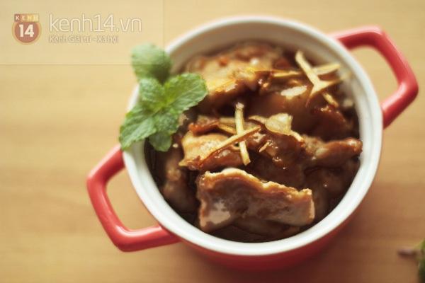 Thịt nướng gừng kiểu BBQ thơm lừng 8