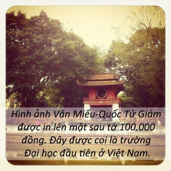 """Thăm các địa danh """"kinh điển"""" của Việt Nam qua tờ tiền giấy 16"""