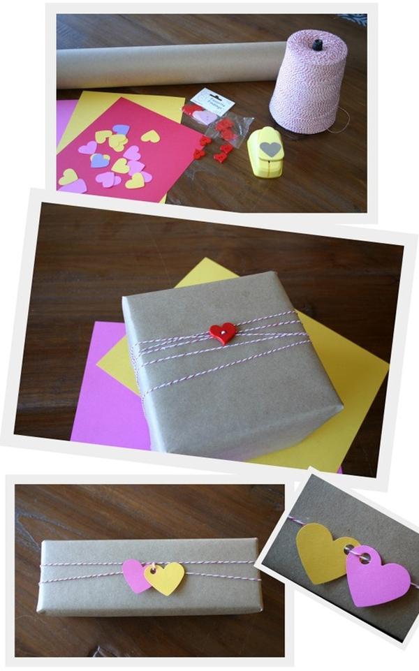Các cách làm thiệp và hộp quà đơn giản 5