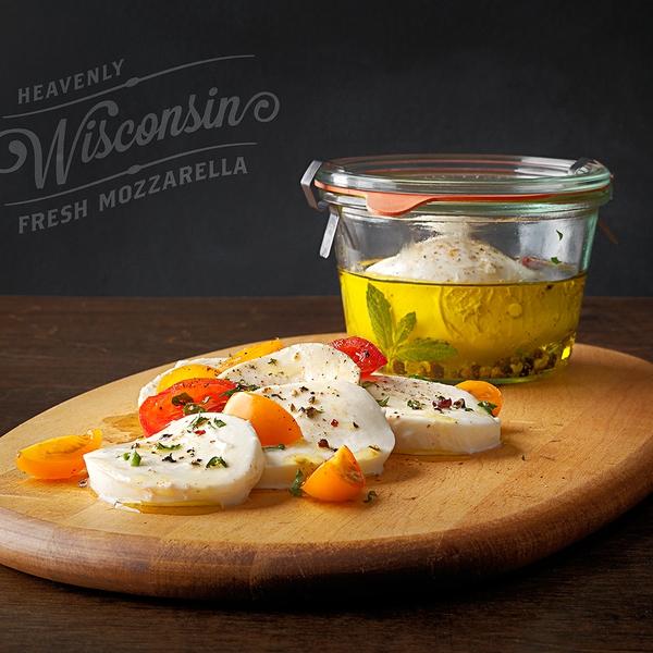Tự tay làm phô mai Mozzarella tươi béo ngậy 3